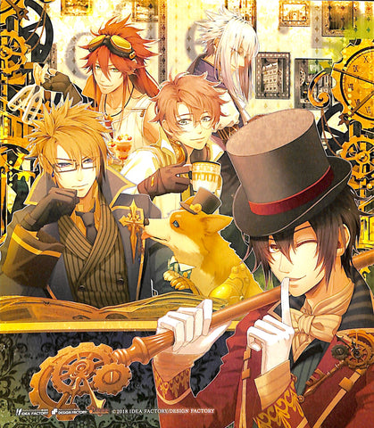 Code Realize Bromide - Memorial Bromide Card Preorder Promo Type 5 Group 1 (Arsene Lupin) - Cherden's Doujinshi Shop - 1