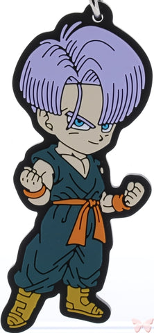 Dragon Ball Z Strap - Dragonball Z Edition Ichiban Kuji I Prize World Collectible Figure Rubber Strap: Trunks (Youth Version) (Trunks) - Cherden's Doujinshi Shop - 1