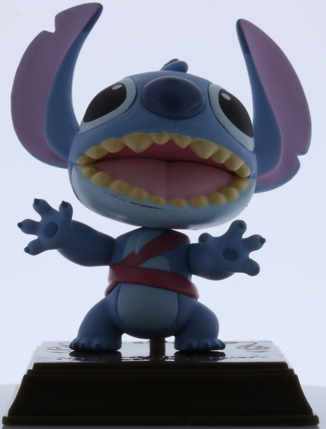 Disney Figurine - Ichiban Kuji Disney All Stars Happiness Moment Prize J Chibikyun Chara Stitch (Stitch) - Cherden's Doujinshi Shop - 1