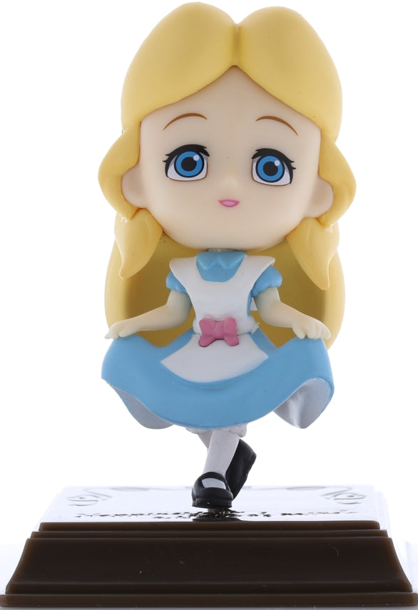 Disney Figurine - Ichiban Kuji Chibi Kyun Chara All Stars Happiness Moment Ver. J Prize: Alice (Alice) - Cherden's Doujinshi Shop - 1