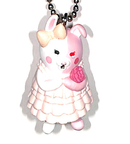 Danganronpa Keychain - Deformed Figure Mini Side A Monomi (Monomi) - Cherden's Doujinshi Shop - 1