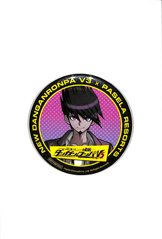Danganronpa Pin - New Killer Freshman Class Pasela Resorts Pin Kaito (Kaito Momota) - Cherden's Doujinshi Shop - 1
