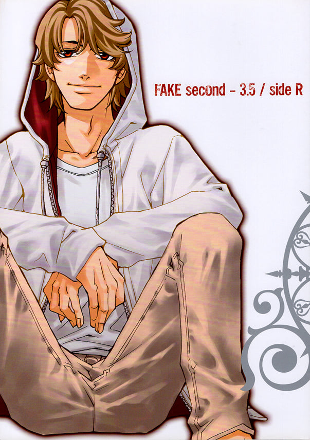 Fake Doujinshi - Fake Second - 3.5 / side R (Dee x Ryo) - Cherden's Doujinshi Shop - 1