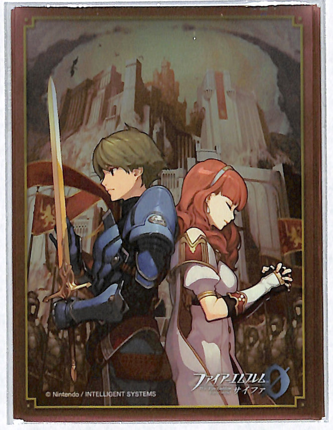 Fire Emblem 0 (Cipher) Trading Card Sleeve - Alm and Celica Original Trading Card Sleeve Set of 5 (Alm) - Cherden's Doujinshi Shop - 1