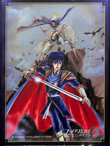 Fire Emblem 0 (Cipher) Trading Card Sleeve - B06 Box Promo Sleeves Genealogy of the Holy War (Seliph) - Cherden's Doujinshi Shop - 1