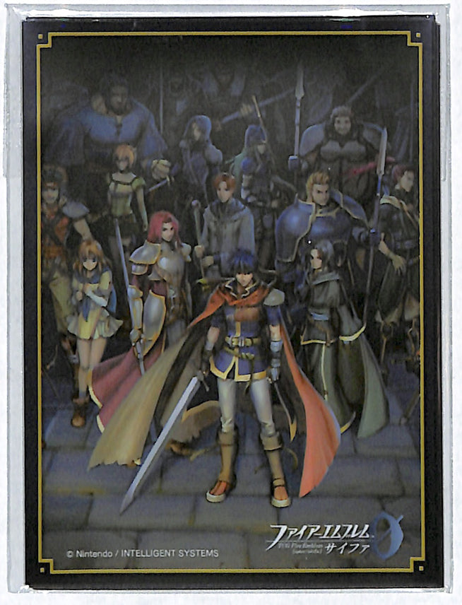 Fire Emblem 0 (Cipher) Trading Card Sleeve - B12 Box Promo Greil Mercenaries Set of 5 Trading Card Sleeves (Ike) - Cherden's Doujinshi Shop - 1