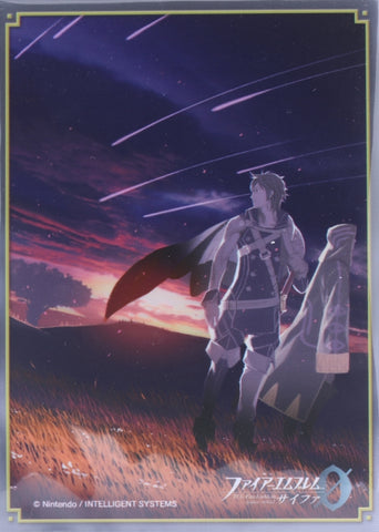 Fire Emblem 0 (Cipher) Trading Card Sleeve - B14 Box Promo Sleeves Chrom & Robin (Chrom) - Cherden's Doujinshi Shop - 1