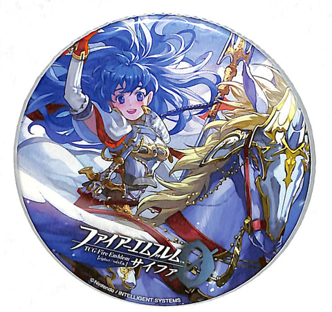 Fire Emblem 0 (Cipher) Pin - Comiket Caeda Can Badge (Caeda) - Cherden's Doujinshi Shop - 1