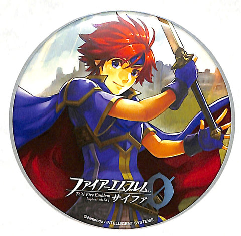 Fire Emblem 0 (Cipher) Pin - Comiket Roy Can Badge (Roy) - Cherden's Doujinshi Shop - 1
