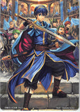 Fire Emblem 0 (Cipher) Trading Card - Marker Card: Marth The One Who Is Called the Hero-King - 8/2019 Prize Fire Emblem (0) Cipher (Marth) - Cherden's Doujinshi Shop - 1
