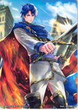 Fire Emblem 0 (Cipher) Trading Card - Marker Card: Sigurd Noble with a Knight's Heart - 8/2019 Prize Fire Emblem (0) Cipher (Sigurd) - Cherden's Doujinshi Shop - 1