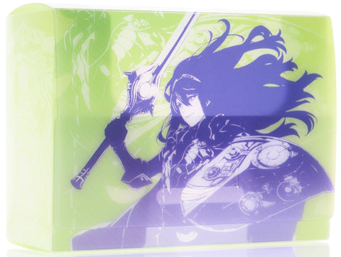 Fire Emblem 0 (Cipher) Deck Case - Original Deck Case Lucina Version Warriors of Bonds Edition Let's Start Cipher Campaign Bonus (Lucina) - Cherden's Doujinshi Shop - 1