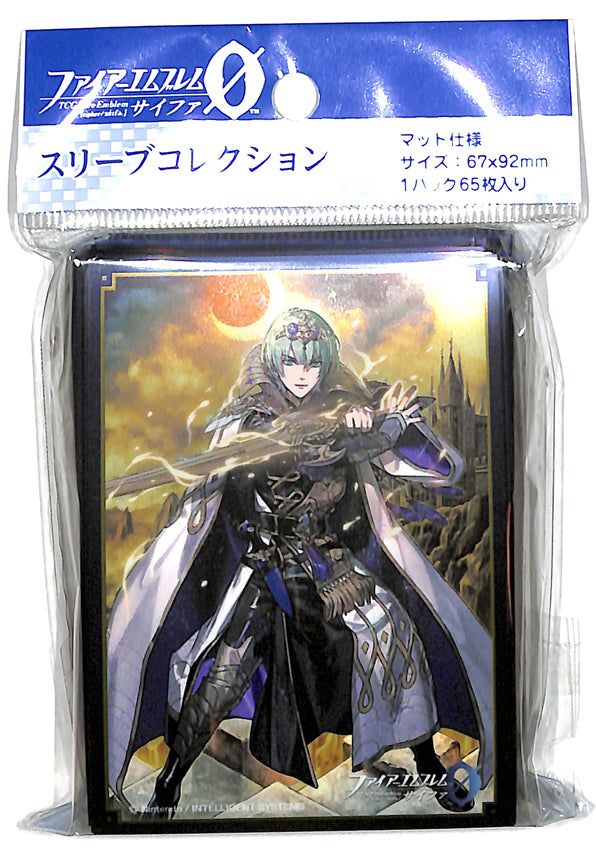 Fire Emblem 0 (Cipher) Trading Card Sleeve - Sleeve Collection FE103 Byleth Heritor of the Progenitor God's Power (Byleth) - Cherden's Doujinshi Shop - 1