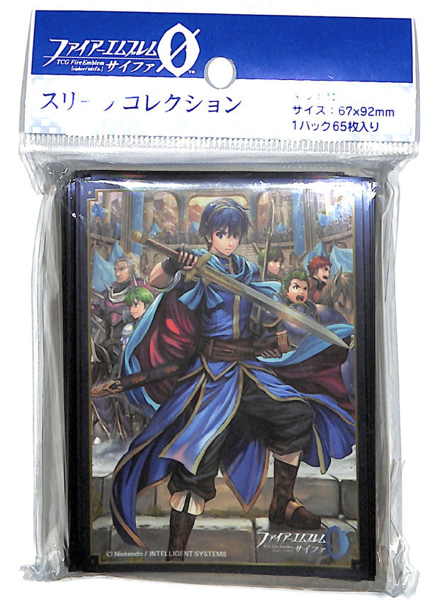 Fire Emblem 0 (Cipher) Trading Card Sleeve - Sleeve Collection FE83 Marth (Marth) - Cherden's Doujinshi Shop - 1