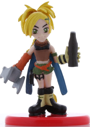 Final Fantasy 10 Figurine - Coca Cola Special Figure Collection Volume 3: Rikku Deformed (Chibi) Color Version (Rikku) - Cherden's Doujinshi Shop - 1