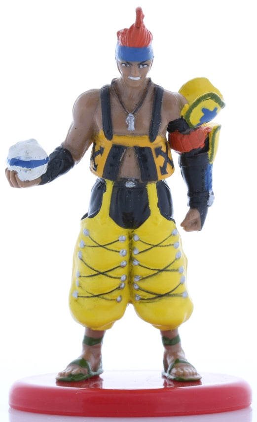 Final Fantasy 10 Figurine - Coca-Cola Special Collection Vol 3: #03 Wakka Color Version (LEANS) (Wakka) - Cherden's Doujinshi Shop - 1