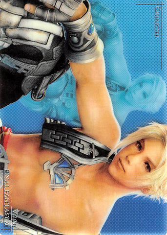 Final Fantasy 12 Trading Card - Final Fantasy XII Art Museum Premium Edition P-001 Vaan (Vaan) - Cherden's Doujinshi Shop - 1