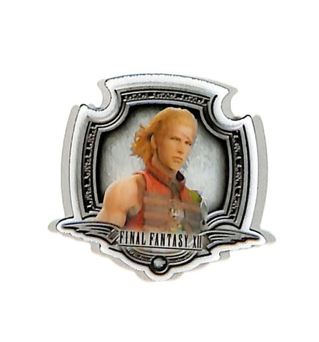 Final Fantasy 12 Pin - Pins Collection: No.004 Basch fon Ronsenburg (Basch) - Cherden's Doujinshi Shop - 1
