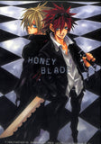 Final Fantasy 7 Doujinshi - Honey Blade (Reno x Cloud Strife) - Cherden's Doujinshi Shop - 1