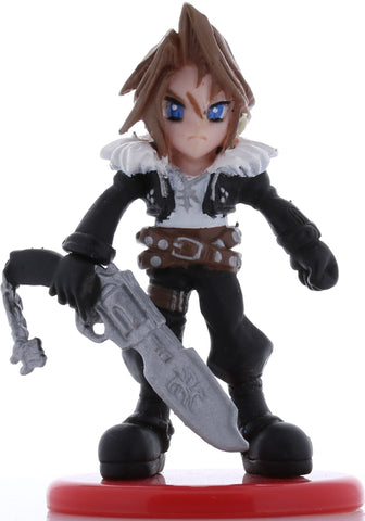 Final Fantasy 8 Figurine - Coca Cola Special Figure Collection Volume 1: Squall Deformed (Chibi) Color Version (Squall) - Cherden's Doujinshi Shop - 1