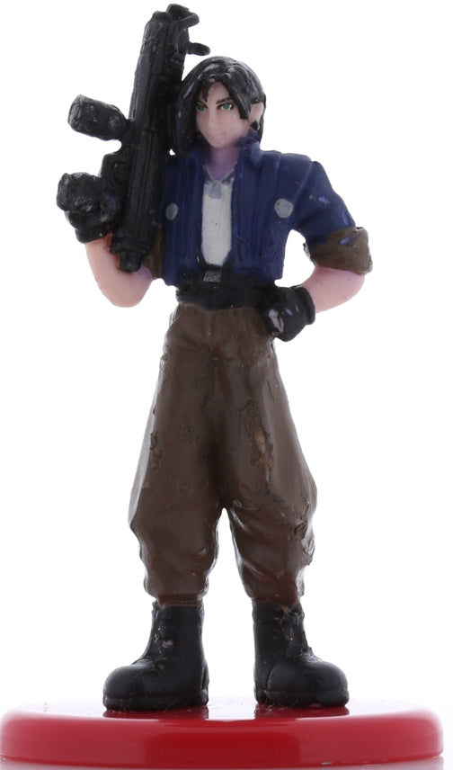 Final Fantasy 8 Figurine - Coca Cola Special Figure Collection Volume 2: Laguna Realistic Color Version (Production Defects on Pants) (Laguna) - Cherden's Doujinshi Shop - 1