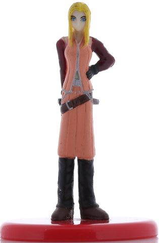 Final Fantasy 8 Figurine - Coca Cola Special Figure Collection Volume 2: Quistis Realistic Color Version (Quistis Trepe) - Cherden's Doujinshi Shop - 1