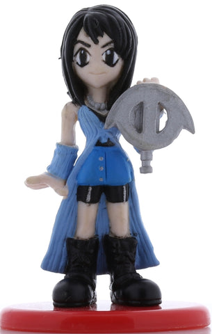 Final Fantasy 8 Figurine - Coca Cola Special Figure Collection Volume 2: Rinoa Deformed (Chibi) Color Version (Rinoa Heartilly) - Cherden's Doujinshi Shop - 1