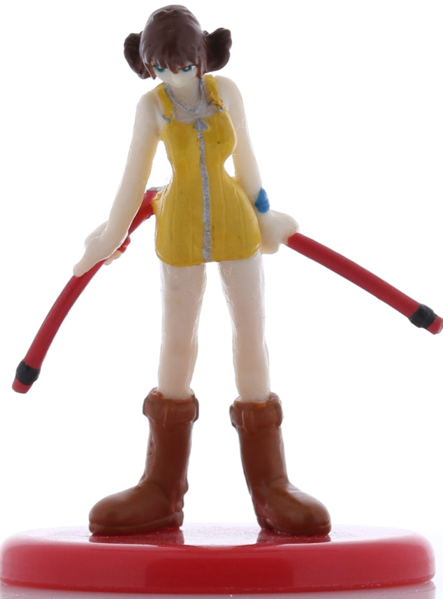 Final Fantasy 8 Figurine - Coca Cola Special Figure Collection Volume 2: Selfie Realistic Color Version (Slants Down) (Selphie) - Cherden's Doujinshi Shop - 1