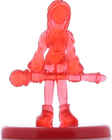 Final Fantasy 9 Figurine - Coca Cola Special Figure Collection Volume 2: Garnet Realistic Red Crystal Version (Garnet) - Cherden's Doujinshi Shop - 1
