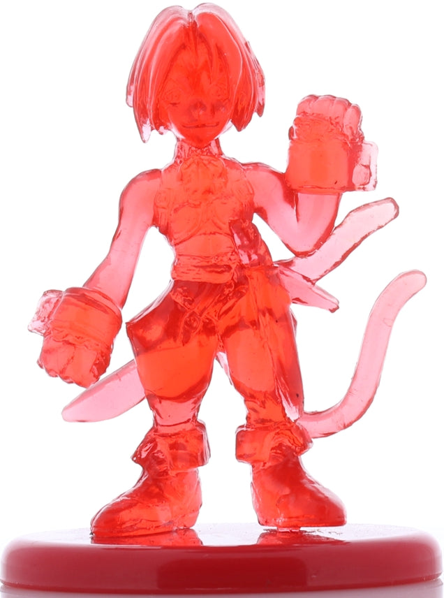 Final Fantasy 9 Figurine - Coca Cola Special Figure Collection Volume 2: Zidane Realistic Red Crystal Version (Zidane) - Cherden's Doujinshi Shop - 1