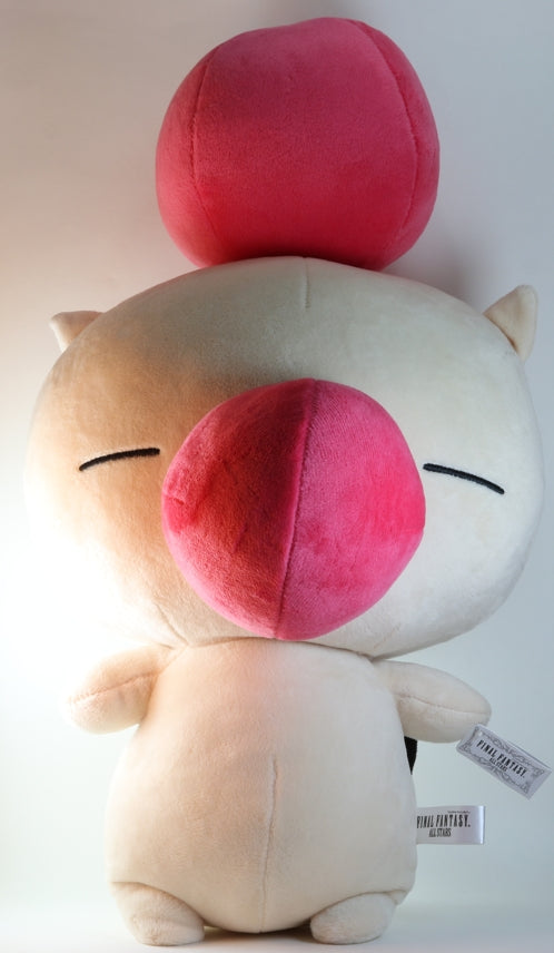 Dissidia Final Fantasy Plush - Final Fantasy All Stars Moogle Extra-Large Size Plushie (Moogle) - Cherden's Doujinshi Shop - 1
