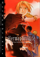 Fullmetal Alchemist Doujinshi - Hermaphrodite 6: as between the two (Roy x Ed) - Cherden's Doujinshi Shop - 1