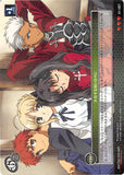 Fate/stay night Trading Card - 01-087 R Holographic Prism Prism Connect Hanging Out For a Spell (Shirou) - Cherden's Doujinshi Shop - 1