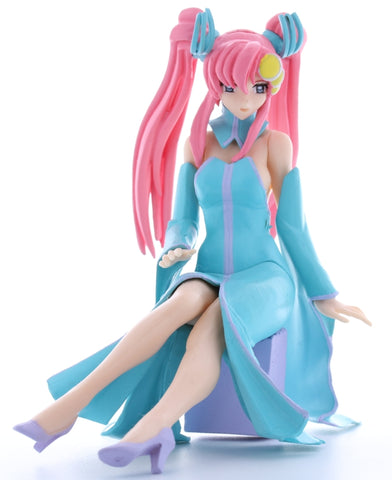Gundam Seed Figurine - Gundam Heroines History Lacus Stage Outfit (Lacus) - Cherden's Doujinshi Shop - 1