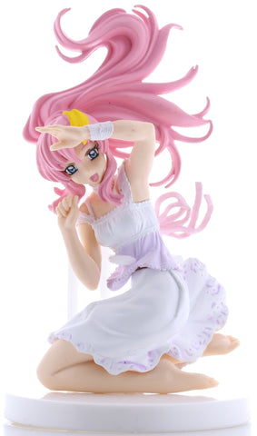 Gundam Seed Figurine - Seed Heroines 3 Lacus Clyne (White Dress) (Lacus) - Cherden's Doujinshi Shop - 1
