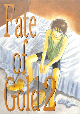 Gundam Wing Doujinshi - Fate of Gold 2 (Duo x Heero) - Cherden's Doujinshi Shop - 1