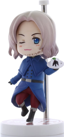 Hetalia Axis Powers Figurine - Animate Limited Edition Vol. 1 One Coin Grande Sweets Ver. France (France) - Cherden's Doujinshi Shop - 1