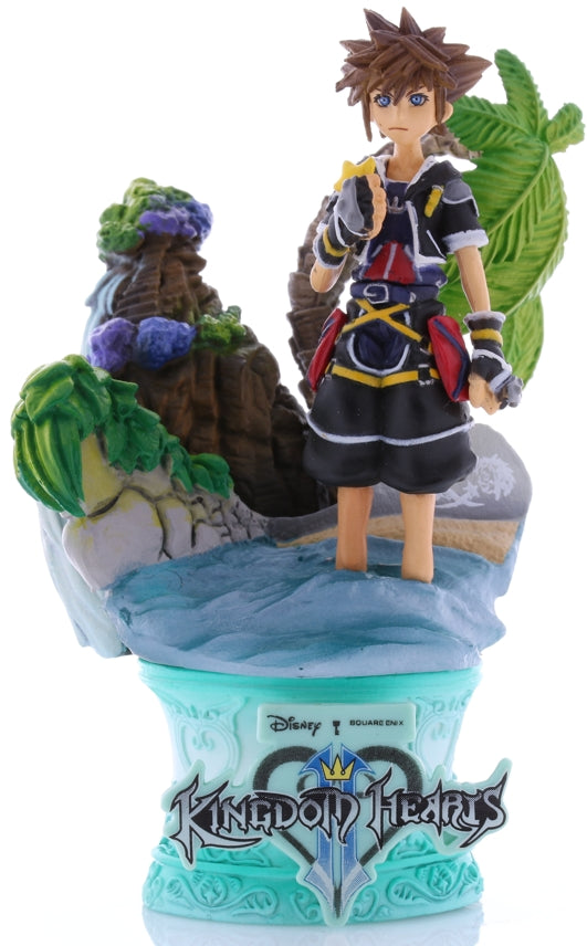 Kingdom Hearts Figurine - Kingdom Hearts II Disney Characters Formation Arts Vol. 3: Sora (Sora (Kingdom Hearts)) - Cherden's Doujinshi Shop - 1