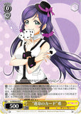 Love Live! School Idol Project Trading Card - CH LL/W28-016 U Weiss Schwarz Card of Fate Nozomi (Nozomi) - Cherden's Doujinshi Shop - 1