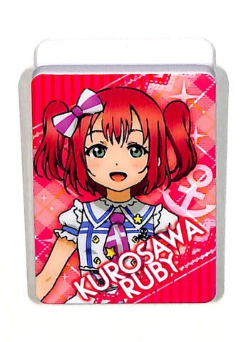 Love Live! Sunshine!! Clip - Love Live Sunshine Magnet Clip Is Your Heart Shining Ver.: Ruby Kurosawa (Ruby Kurosawa) - Cherden's Doujinshi Shop - 1