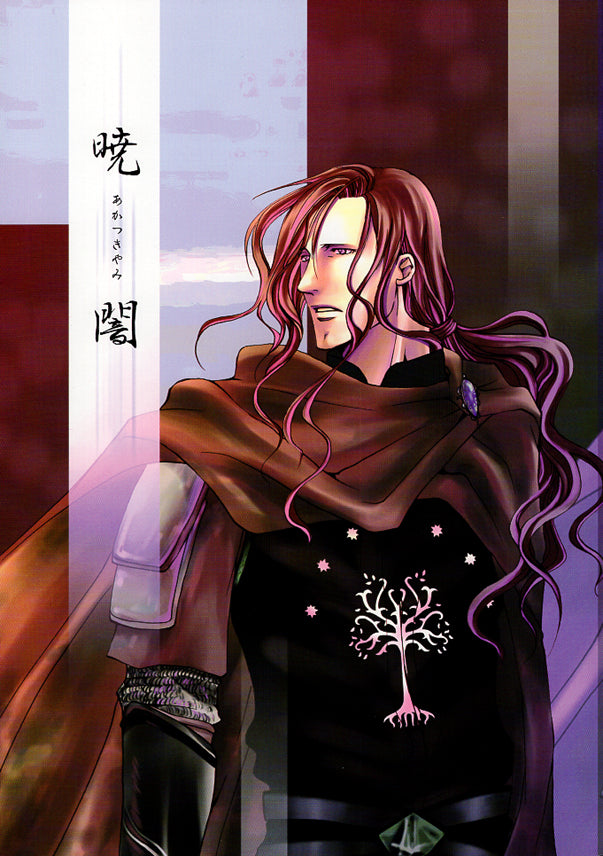 Lord of the Rings Doujinshi - DARKNESS OF DAWN (Denethor x Thorongil) - Cherden's Doujinshi Shop - 1