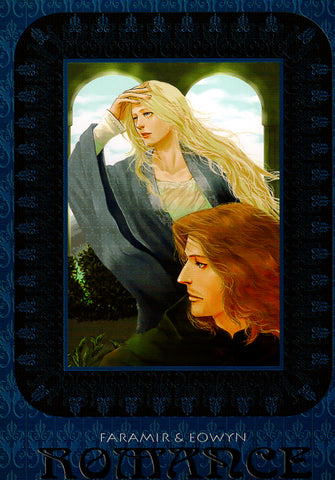 Lord of the Rings Doujinshi - Romance (Faramir x Eowyn) - Cherden's Doujinshi Shop - 1