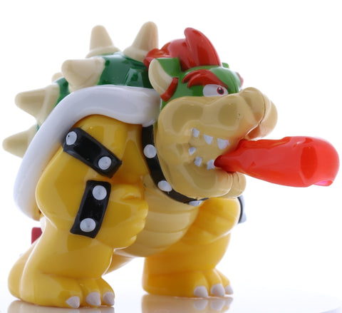 Mario Brothers Figurine - Super Mario Japan McDonalds Happy Meal Toy Bowser Koopa (Bowser) - Cherden's Doujinshi Shop - 1