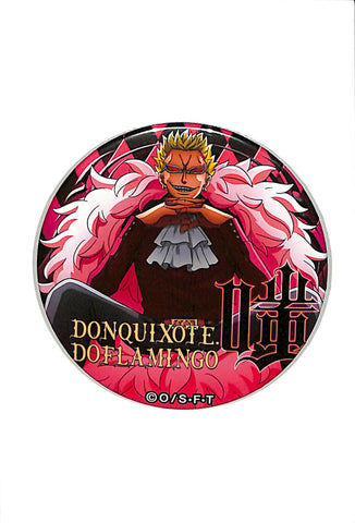 One Piece Pin - Beast One Piece Vol.10 Doflamingo Donquixote (Doflamingo) - Cherden's Doujinshi Shop - 1