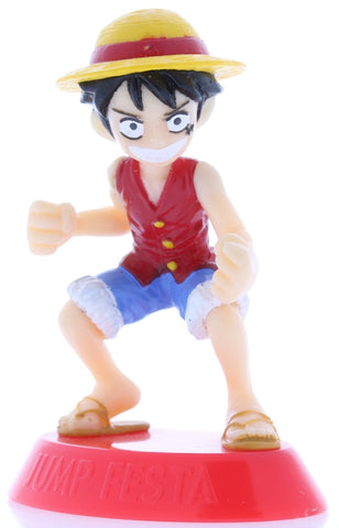 One Piece Figurine - Coca-Cola Jump Fest 2003 Figure Collection: #01 Monkey D. Luffy (Luffy) - Cherden's Doujinshi Shop - 1