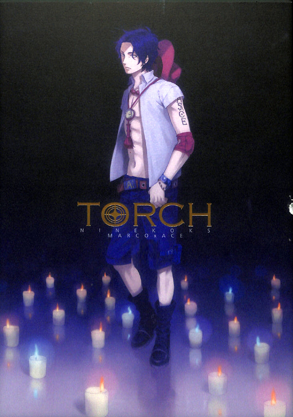 One Piece Doujinshi - Torch (Marco x Ace) - Cherden's Doujinshi Shop - 1