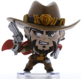 Overwatch Figurine - Cute But Deadly Series 3 Blind Box Figurine: McCree (McCree) - Cherden's Doujinshi Shop - 1