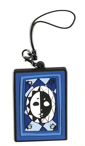 Persona 3 Strap - Happy Kuji Persona 3 the Movie #1 Spring of Birth F Prize: Tarot Card Rubber Strap (Tarot Card) - Cherden's Doujinshi Shop - 1