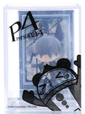 persona-4-one-coin-grande-collection-yu-narukami-with-the-fool-tarot-card-and-my-case-(happy-version)-(animate-limited-edition-box-promo)-yu-narukami - 4