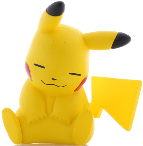 Pokemon Figurine - Nighty Night Friends Sun & Moon Pikachu (Pikachu) - Cherden's Doujinshi Shop - 1
